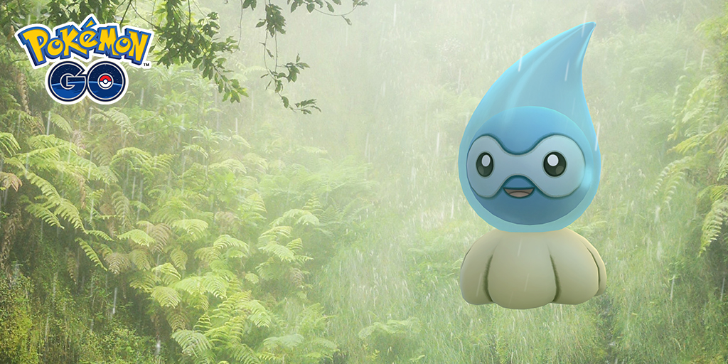 Therian Forme Thundurus brings rain and wind to Weather Week!