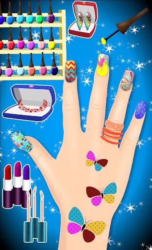 Princess Makeup and Nail Salon apkdebit screenshots 4