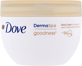 Dove Derma Spa goodness³ Body Cream - 300 ml