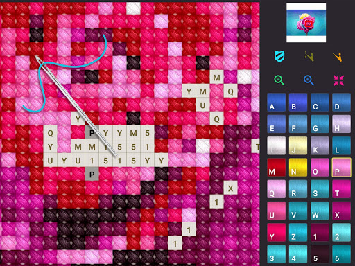 Cross Stitch 2.1.6 screenshots 12