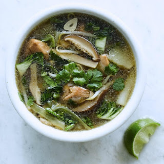 Asian-Inspired Chicken Soup.