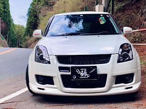 スイフトスポーツ ZC31S  I型 NX16仕様  2008年式のカスタム事例画像 峠のスイフト (ひろきち)さんの2021年04月19日05:21の投稿
