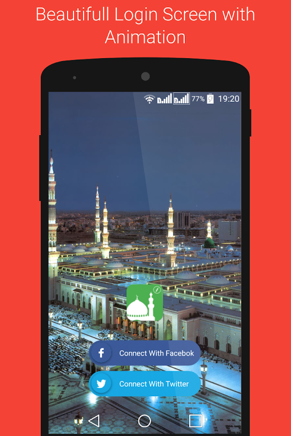 Hadi : Berita Islam and Qibla- screenshot
