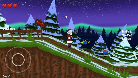 Santa In Trouble! screenshot 2