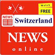 Switzerland Newspaper : Breaking with TV News