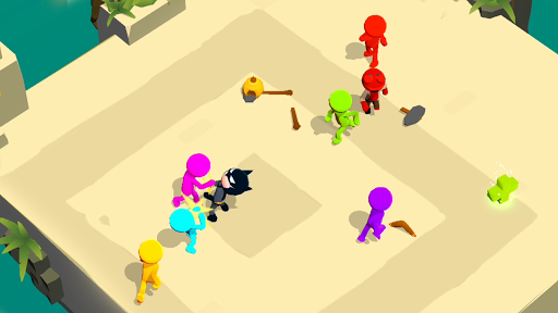 Stickman 3D - Street Gangster 0.2.0 screenshots 7