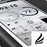 Flight Dark - Flat Icon Theme (Pro Version) Icon