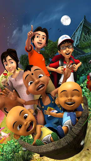 download upin ipin wallpaper hd on pc mac with appkiwi apk downloader