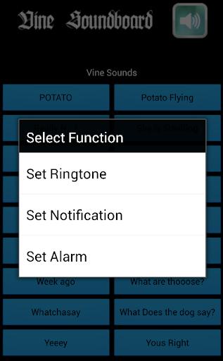 VBoard Vine Soundboard Sounds