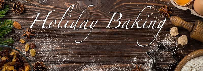 Holiday Baking Recipes