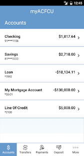 Appalachian Community FCU- screenshot thumbnail
