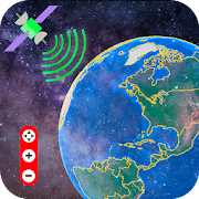 Live Earth Map Voice Navigation :Route Finder