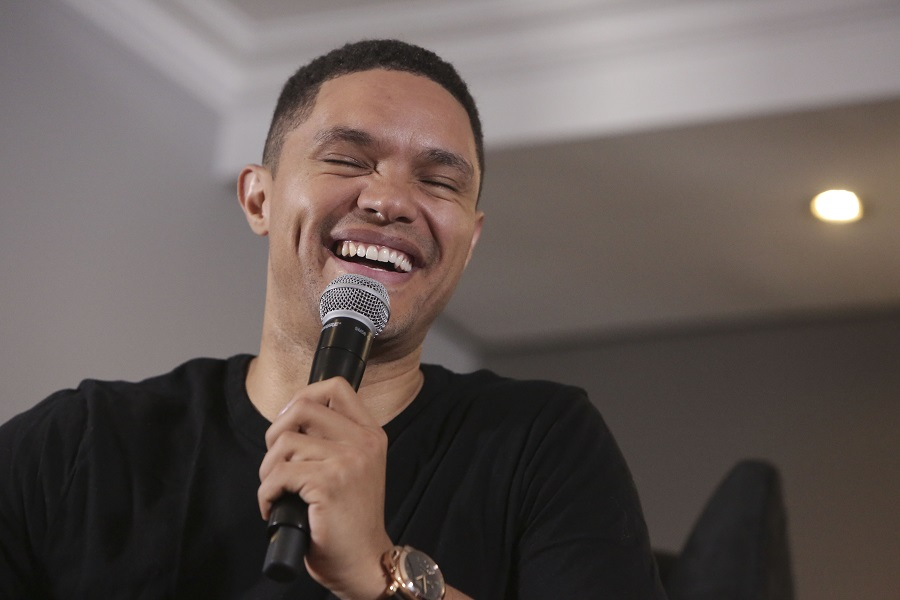 Trevor Noah on #MatchInAfrica: I've lived one thousand dreams in one night! - TimesLIVE
