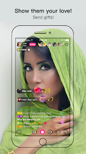 Maza Live - Video Chat for Arab - náhled