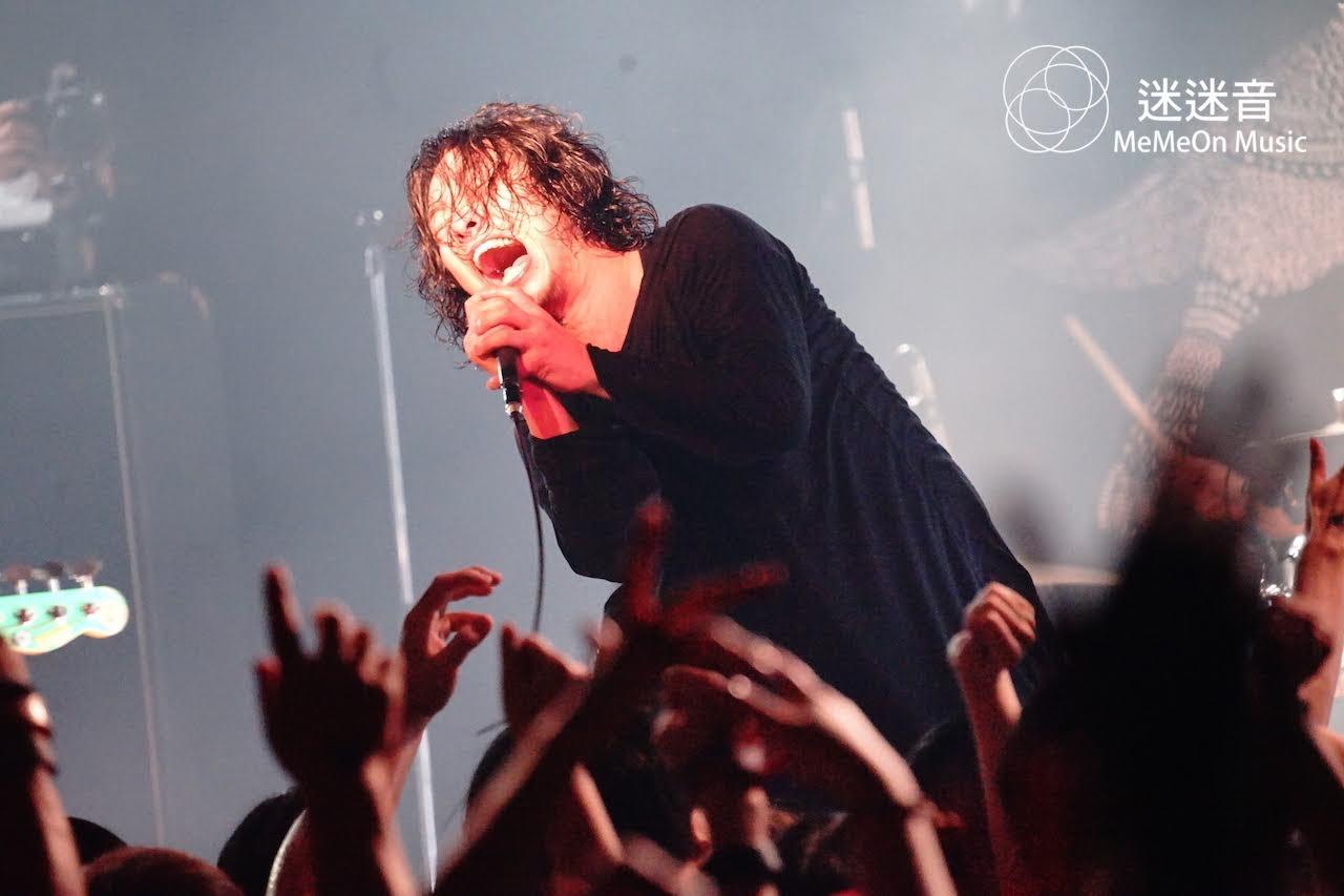 THE BACK HORN 爆轟樂團 主唱 患聲帶息肉 宣布停止巡迴