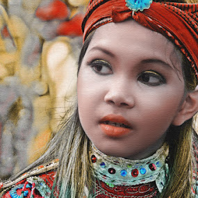 dancer from banyuwangi,east java by Addo Priambodo - Babies & Children Children Candids ( east java )