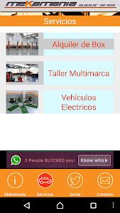 Talleres Mekamania screenshot 2