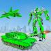 US Army Tank Transform Robot Battle War Shooting icon