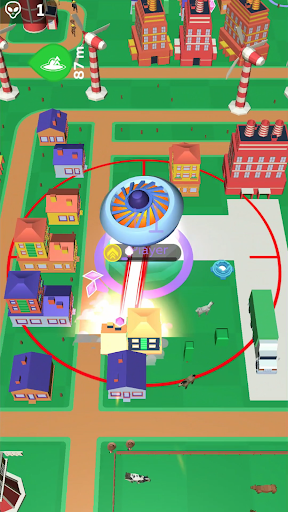 Crazy Spaceship.io: Alien Wars  screenshots 6