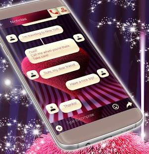 Zdarma 2017 Heart SMS Téma - náhled