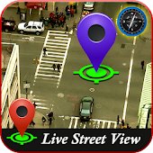 Live Street View Tracking Maps & Speedometer