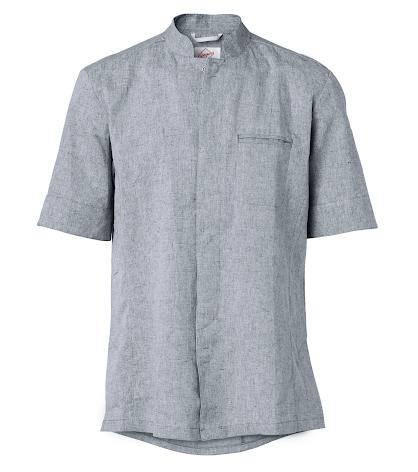 Kockskjorta kort ärm