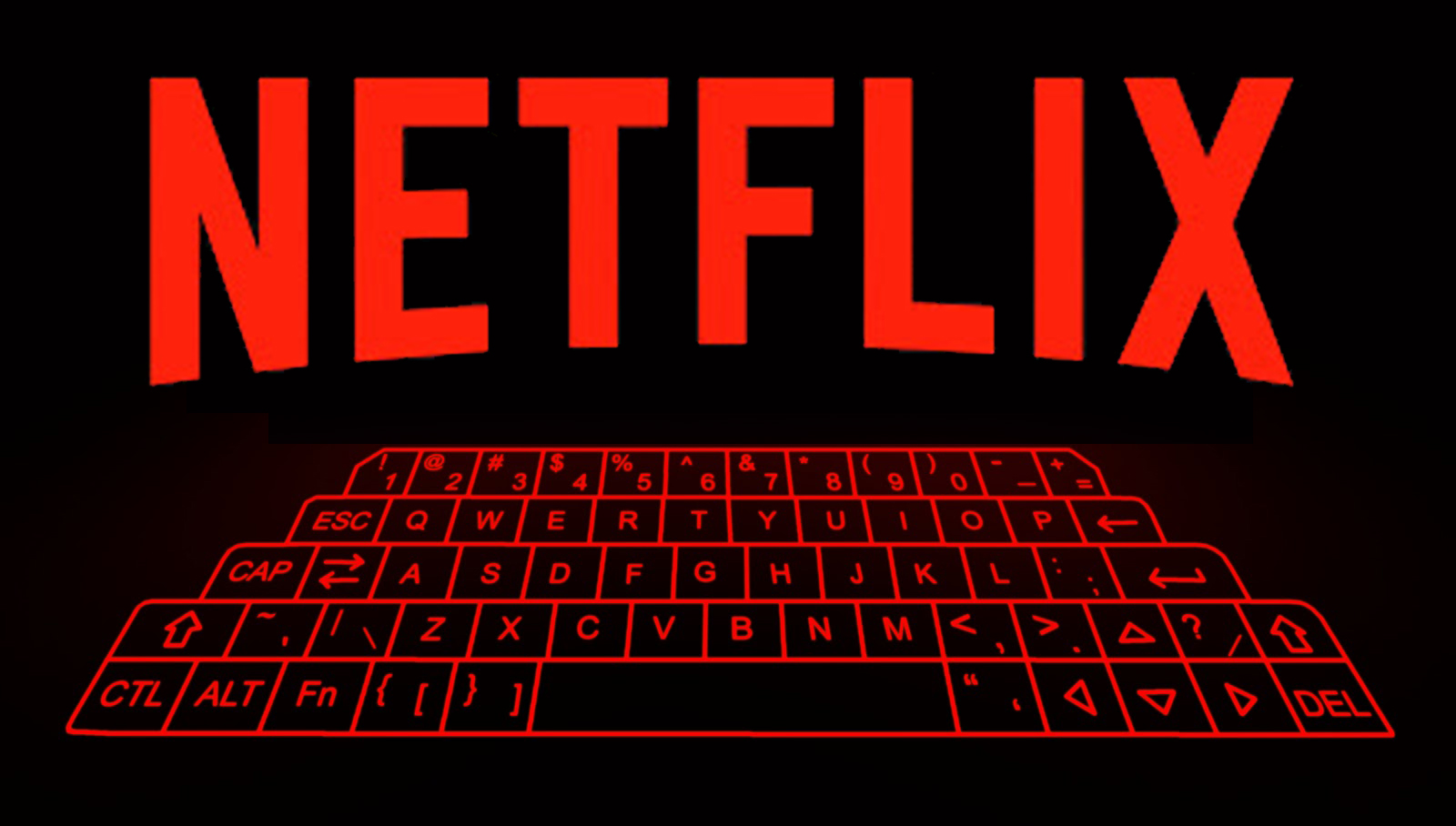 Netflix: Le Scorciatoie per la Tastiera