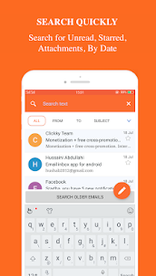 Email client app – email mailbox App Latest Version  Download For Android 7