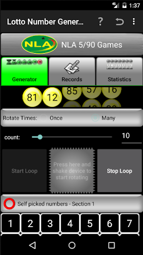 Download Lotto Number Generator Ghana Google Play softwares