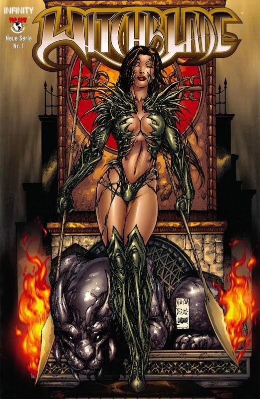 Witchblade: Neue Serie (2001) - komplett