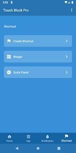 Touch Block Pro – screen , touch , block Mod 1.2.4 Apk [Unlocked] 5