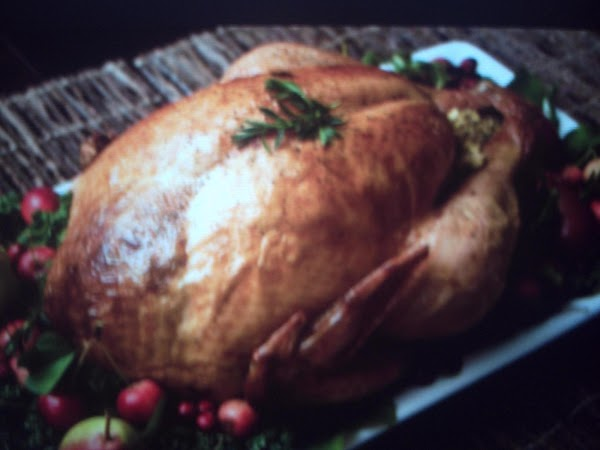 Remove neck and giblets from the cavity of the turkey and set aside for...