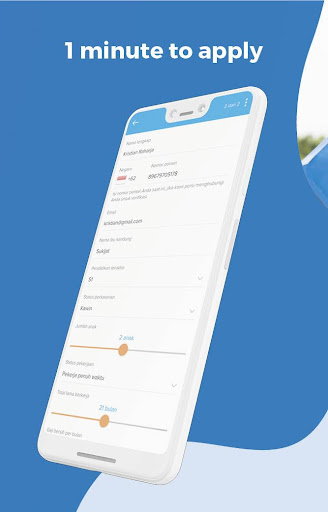 Kredivo - Installment Without Card and Cash Loan screenshot 2