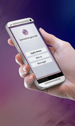 玩個人化App|對稱寶石 GO Keyboard免費|APP試玩