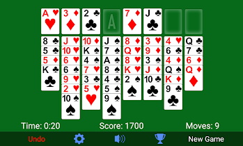 FreeCell Solitaire - screenshot thumbnail 08