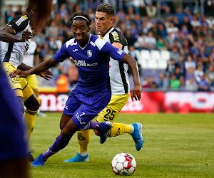 Officieel: Dylan Saint-Louis heeft een nieuwe club gevonden en gaat in de Franse Ligue 2 aan de slag
