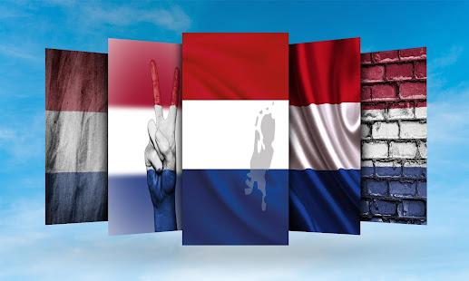 Netherlands Flag Wallpaper Google Playde Uygulamalar