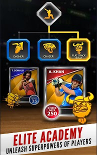 Hitwicket Cricket Game 2017 - Own a T20 Team- screenshot thumbnail