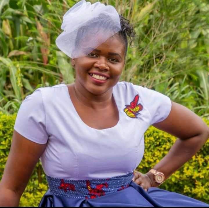 Nurse Marian Awuor who died at Kisii County Referral Hospital when she was recovering from covid-19