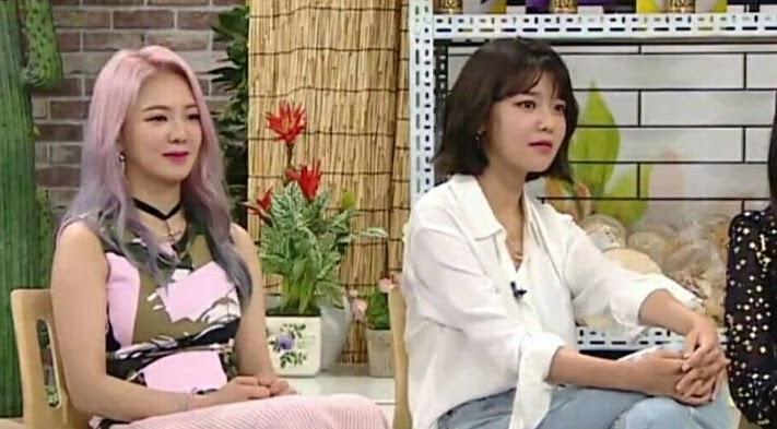 hyeyeon sooyoung