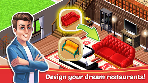 Home Design - Cooking Games & Home Decorating Game  screenshots 5