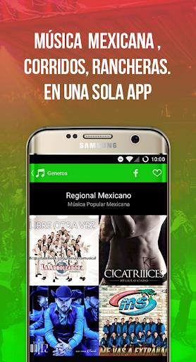 Radiulo Free Mexican music and Mexican radio 6.1.1 screenshots 7