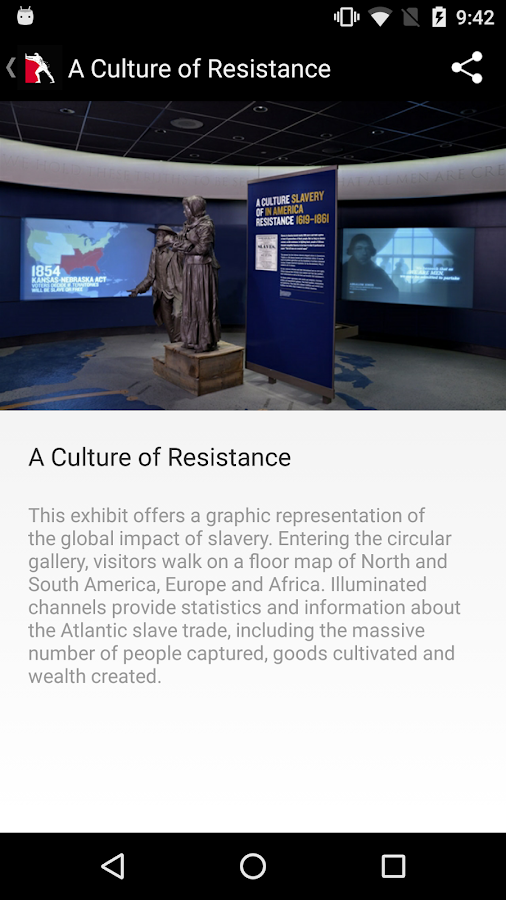 National Civil Rights Museum- screenshot