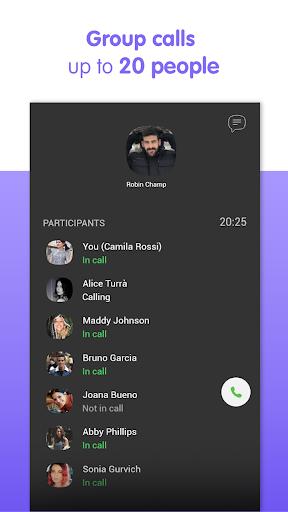 Viber Messenger - Messages, Group Chats & Calls screenshot 1