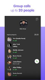Viber Messenger Group Chat Call v13.8.3.2 MOD APK 1