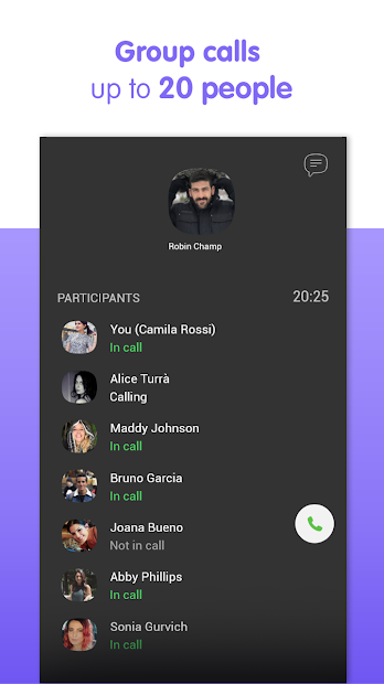 Screenshot - Viber Messenger – Messages, Group Chats Calls
