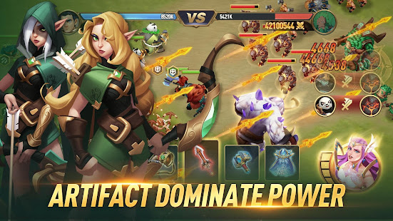 Hack Game Legion of Ace: Chaos Territory apk free