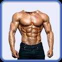 Body Builder Men Photo Suit icon
