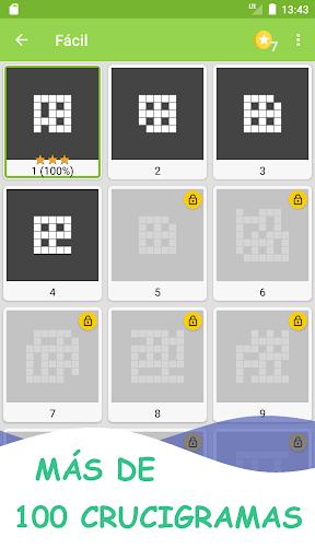 Crucigrama en espau00f1ol 1.1.3 screenshots 2