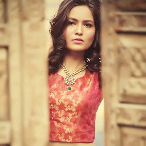 bridal shoot  by Uzair RIaz - People Fashion ( fashion, uzairriaz, shoot, location, karachi, outdoor, uzairriazphotography,  )